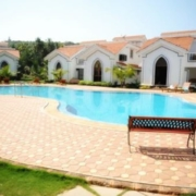 this a villa we have on rent in Arpora near the beach